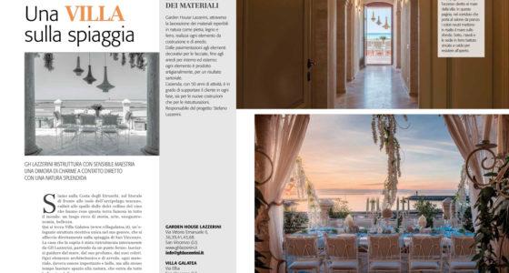 A villa facing the sea – Best of Architetti